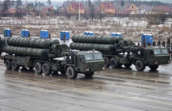 S-400 Triumf   Missile Threat