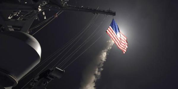 US Launches 59 Tomahawk Cruise Missiles against Assad Regime