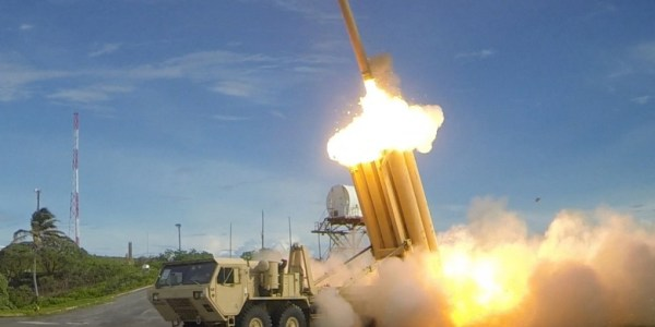 THAAD Reaches Initial Operational Capability in South Korea