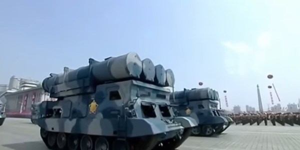 North Korea Tests Four Anti-Ship Missiles