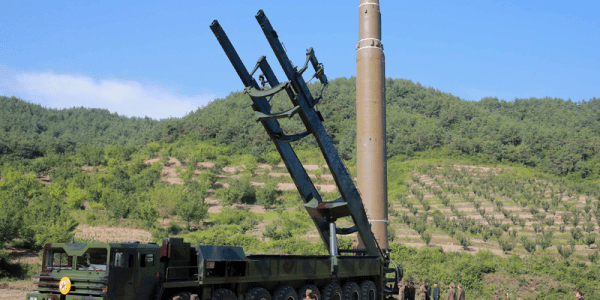 North Korea Announces New ICBM, Hwasong-15