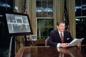 President Reagan Delivers Speech on SDI, March 23, 1983
