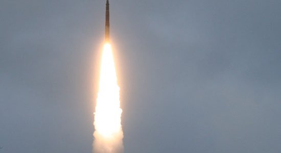 Russia Tests Topol-M ICBM
