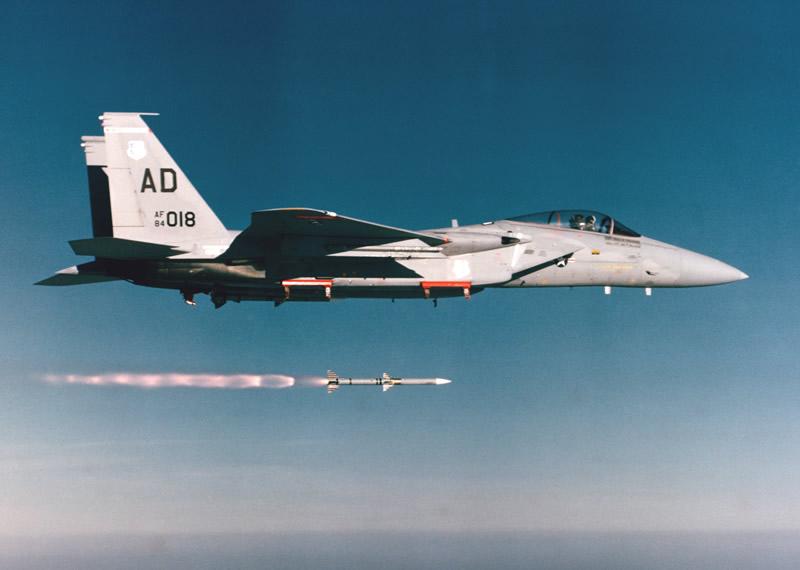 AIM 120 AMRAAM
