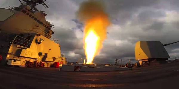 Destroyer that Protected U.S. Ships From Houthi Cruise Missiles Awarded Battenberg Cup