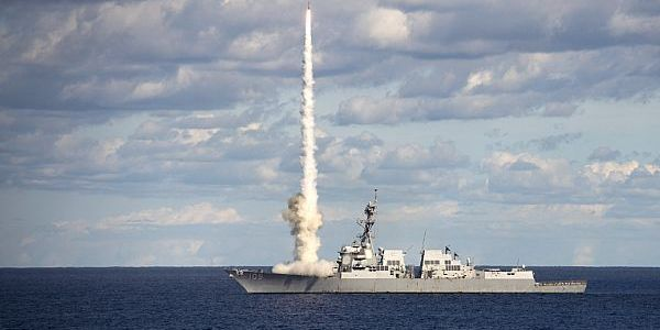 Navy Conducts SM-2, RAM Live-Fires
