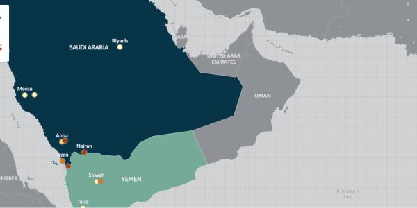 KSA Intercepts Houthi Missiles Targeting Najran, Al-Mokha