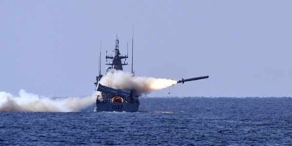 Pakistan Tests Harbah Cruise Missile