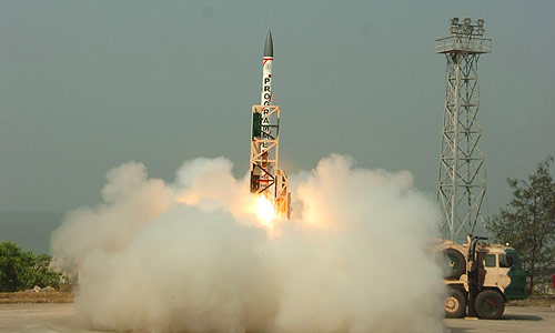 India Successfully Tests Advanced Area Defense Interceptor