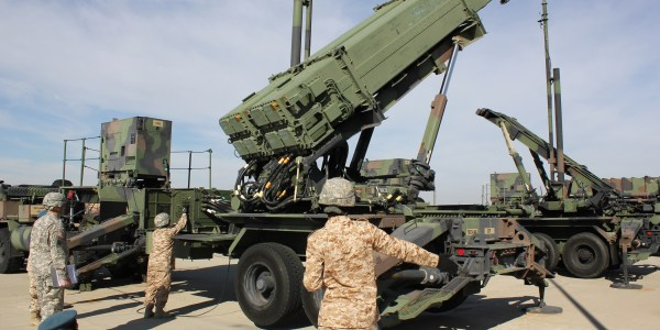 UAE Intercepts Missile Targeting Al-Mokha