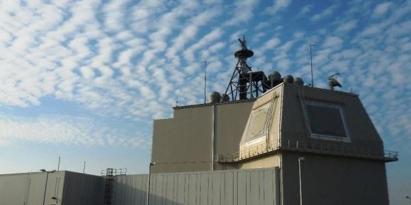 NATO Completes Aegis Ashore Update