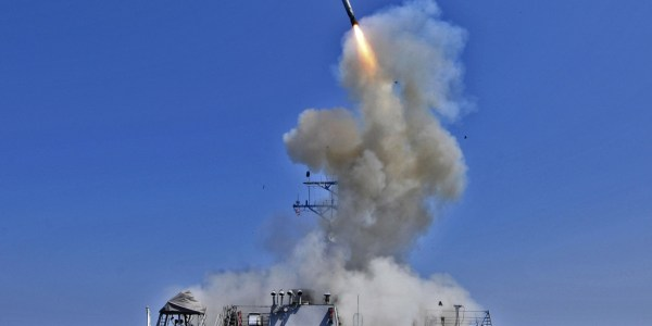 US Navy Confirms Tomahawk Block V Designation
