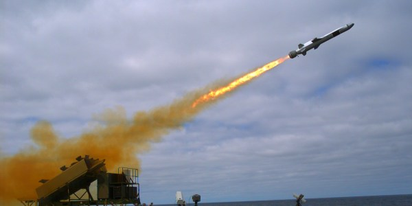 Marine Corps to Acquire Naval Strike Missile
