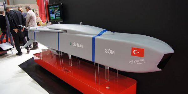 Azerbaijan Parades New SOM-B1 Cruise Missile