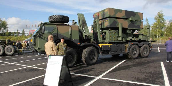 India to Acquire NASAMS-II Air Defense System