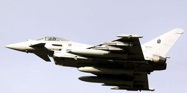 Spanish Eurofighter Performs Unauthorized Missile Launch During NATO Exercise