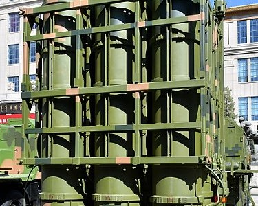 China Tests HQ-16 System