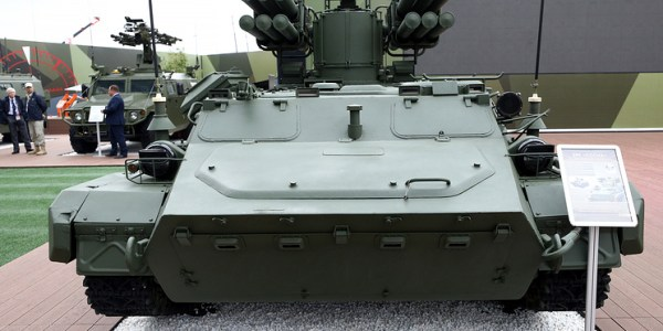 Russia Nearing Production of New SHORAD System