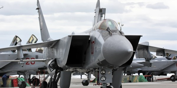 Russian Air-Launched Missile Identified as Antisatellite Weapon