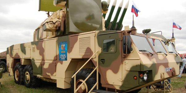 Russia Receives Surface-to-Air Missile Systems for Arctic Region