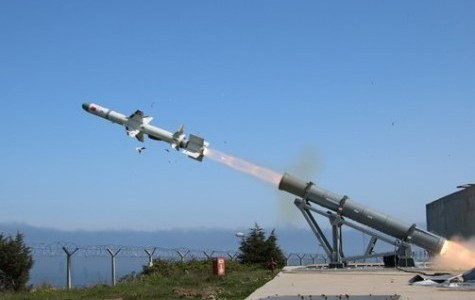 Turkish Antiship Missile Approved for Mass Production