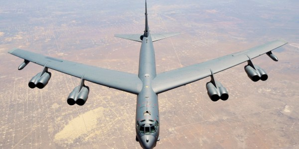 US Air Force B-52H Bombers to Carry LRSO Missile