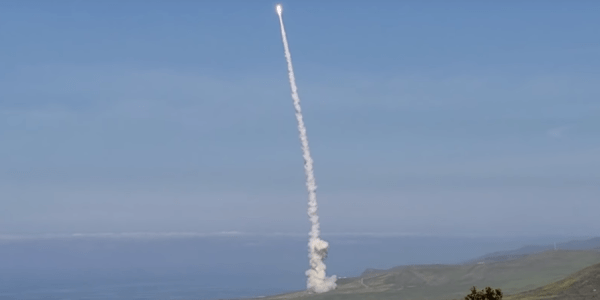 GMD Successfully Intercepts ICBM Target