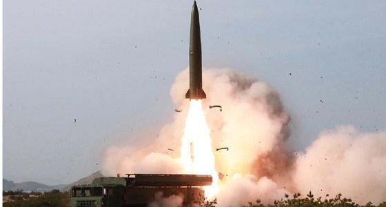 North Korea Test Fires Two Short-Range Ballistic Missiles