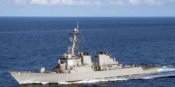 US Navy to Rotate Aegis Ships in Spain