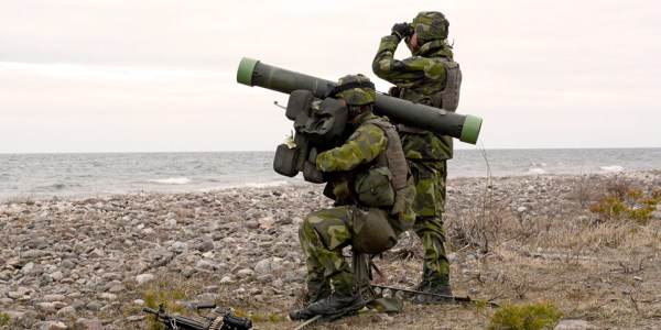 Sweden to Upgrade Air Defenses in Gotland
