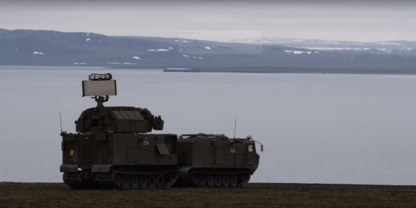 Russia Tests Surface-To-Air Missile for Arctic