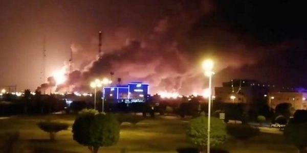 Houthis Strike Saudi Oil Infrastructure