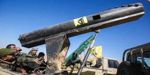 Iranian Missiles in Iraq