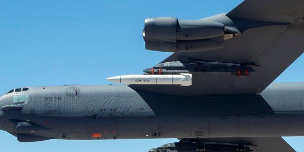 US Air Force Definitizes Hypersonic Missile Contract