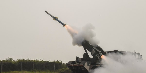 India Completes Surface-to-Air Missile Trials