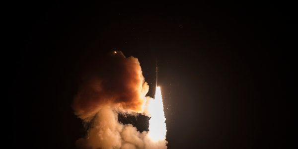 US Air Force Test Fires Minuteman III ICBM