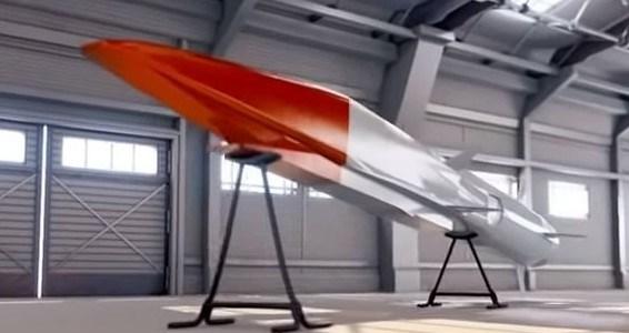 """Russia Tests """"Tsirkon"""" Hypersonic Weapon"""