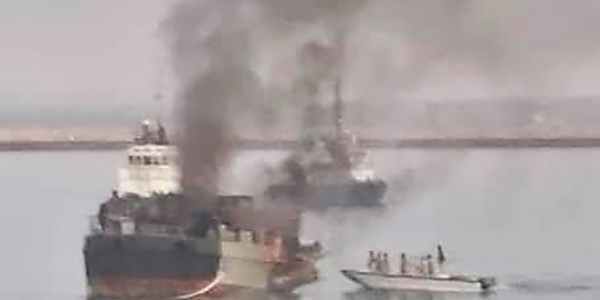 Iran Sinks Warship, Kills 19 in Friendly Fire Incident