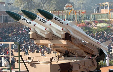 India Deploys Air Defenses Near Chinese Border