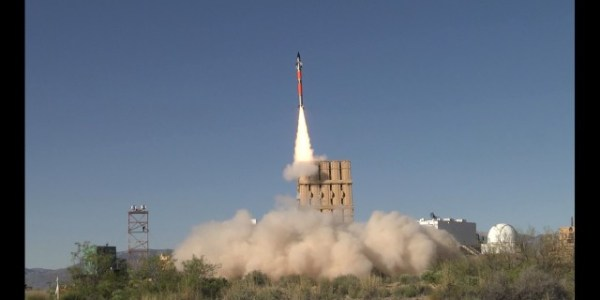 US Activates Iron Dome Air Defense System