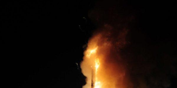 US Test Fires Minuteman III ICBM