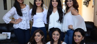 Miss India DC 2016 First Rehearsal