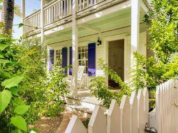 Дом в стиле Conch на Ки-Уэст, Флорида. Источник www.homeaway.com