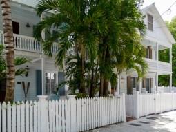 Дом в стиле Conch на Ки-Уэст, Флорида. Источник https://onthegowithlynne.wordpress.com