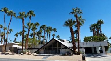 Вилла в Палм Спрингс в стиле Desert Modernism. Источник www.sunsetbld.com