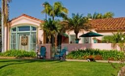 Сериал Dexter (Декстер). Дом Риты и Декстера. Построен в испанском колониальном стиле бунгало. Источник: http://everywhereonce.com