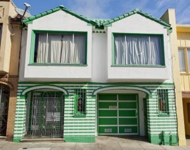 Дом в стиле Doelger в Сан-Франциско. Источник www.airbnb.com