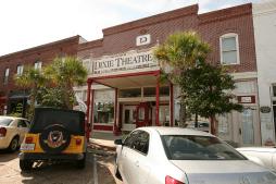 Театр Dixie, историческая архитектура штата Флорида. Источник https://www.flickr.com/photos/blackdoll