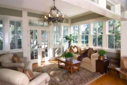 Интерьер Florida room или Sunroom в доме во Флориде. Источник www.whitealuminum.com