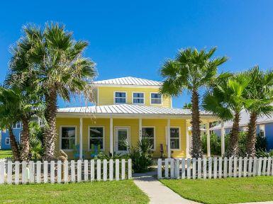 Дом в стиле пляжного Low Country в Техасе. Источник http://www.vrbo.com/469866